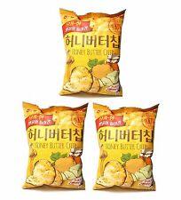 Haitai Honey Butter Chips 60 g x 3 packs