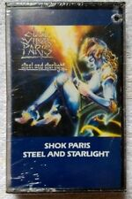 Shok Paris-Steel and Starlight cassette apocrypha dr mastermind powermad lethal