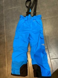 THE NORTH FACE waterproof winter insula pants / trousers / salopettes  - Boys M