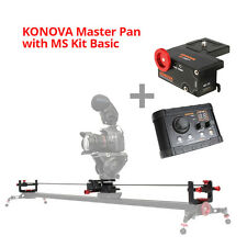 "KONOVA Master Pan for 150cm(59.0"") Camera Slider with Basic Motorized System MSB"