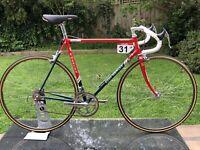 Eddy Merckx Road Bike 7-11 (56cms c-c)