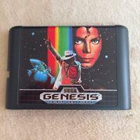 Micheal Jackson's Moonwalker 16 Bit MD Game Card For Sega Mega Drive For Genesis