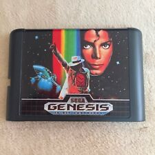 Micheal Jackson's Moonwalker 16 Bit MD Game Card For Sega Mega Drive For Genesis