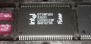 Intel DT28F160S3-100 NOR Flash 1M x 16 56 Pin Plastic SOP