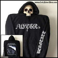 ULVER official 'Bergtatt' hooded sweatshirt (size S-XXL) [Black Metal, Agalloch]