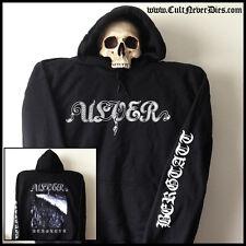 ULVER official 'Bergtatt' hooded sweatshirt (size S-XXL) [Black Metal, Agalloch]