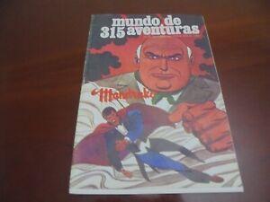 Mandrake Portuguese comics magazine year 1979 Mundo de Aventuras # 315