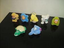 Lot de Figurines KINDER FERRERO: ANIMAUX EN FEUTRINE