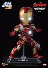 BEAST KINGDOM Avengers Age of Ultron Mini Egg Attack LED Iron Man MARK 43 Figure