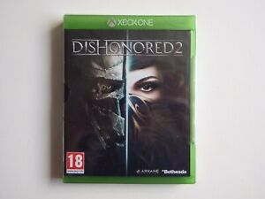 Dishonored 2 on Xbox One in NEW & FACTORY SEALED condition