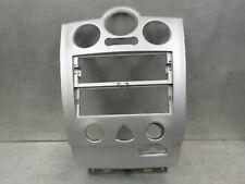 Renault Megane Mk2 Brushed Silver Radio Heater Surround Trim 8200178670