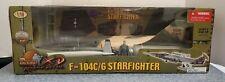 21st Century Toys F-104 C/G Starfighter Camoflauge 1:18 - NIB
