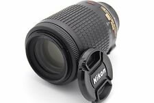 Nikon AF-S DX Nikkor 55-200mm F/4-5.6g Ed VR Objectif Zoom