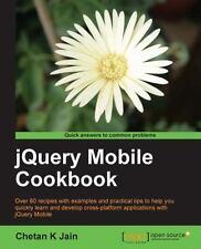 Jquery Mobile Cookbook (Paperback or Softback)