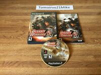 Dynasty Warriors 5 (Sony PlayStation 2, 2005) PS2 Complete Tested & Working