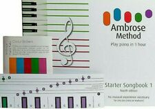 Beginners First Piano & Keyboard Book My First Music Lesson Adult Teenagers Kids