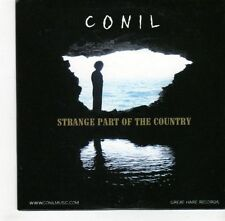 (GH675) Conil, Strange Part Of The Country, 4 Tracks - DJ CD