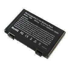 New Battery For ASUS K50IN K70IC K70IO X5DIJ-SX039c A32-F82 A32-F52 L0690L6