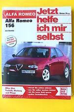 Alfa Romeo 156  Jetzt helfe ich mir selbst Reparaturanleitung Handbuch