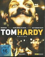 Tom Hardy Edition [Blu-ray] Tom Hardy, Gary Oldman 3 Blu-ray Set