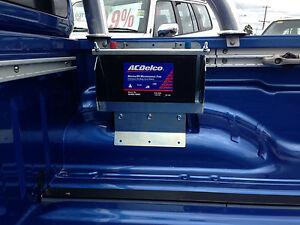 UNIVERSAL MULTI  FIT BATTERY BOX NISSAN NAVARA D40 2005-ONWARDS CODE 025F