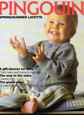 PINGOUIN #151- 50CUTE PATTERNS FOR BABY'S TOTAL COMFORT