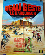 French Foreign Legion : Beau Geste : POSTER