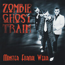 Monster Formal Wear - Zombie Ghost Train  Audio CD Buy 3 Get 1 Free
