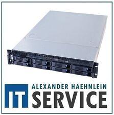 """2HE 19"""" Server Gehäuse Chenbro RM23608 inkl 12G Backplane Netzteil 8xHDD 3,5 NEU"""
