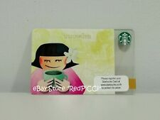 Starbucks THAILAND Temple of the Emerald Buddha 2011 GIFT CARD