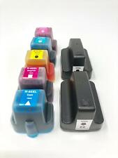 7 Compatible Ink Cartridge 02 XL for HP PhotoSmart 3110 3210 8250 C6240 C6180