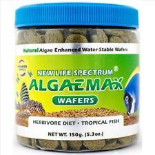 New Life Spectrum AlgaeMax Wafer 150g - 12-12.5mm Algae max