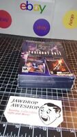 PS2 RESIDENT EVIL ESSENTIALS RE 4 + CODE VERONICA X + OUTBREAK (NEW REPACKAGED?)