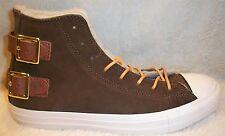 Converse CTAS Back Zip Hi 148003C Chestnut Men's 9 - Women's 11