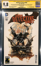 Jim Lee Scott Snyder +7 CGC 9.8 Signed Detective Comics 1000 Batman Joker Epting