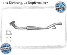 Hosenrohr Seat Ibiza IV (6L1) 1.4 Abgasrohr Krümmerrohr + Dichtung Bj.02-06