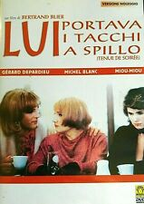 LUI PORTAVA I TACCHI A SPILLO (1986) di Bertrand Blier - DVD EX NOLEGGIO MEDUSA