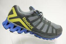 REEBOK Zigtech Grey Sz 14 Men Running Shoes