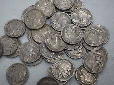 Lot of 40 - Buffalo Nickels -All Full Dates