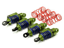Integy Alum Billet Piggyback Shocks for Traxxas 1/16 E-Revo/Slash/Summit/Rally