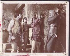 Robert Taylor Ivanhoe 1952 original movie photo 19759