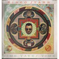 Ringo Starr Lp Vinile Time Takes Time/Private Music 212 902 Sigillato
