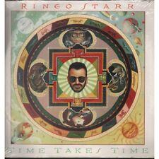 Ringo Starr Lp Vinile Time Takes Time / Private Music 212 902 Sigillato