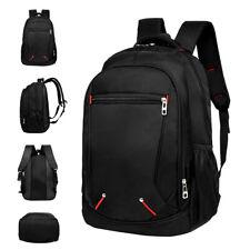 eb47cfb7c4 Uomo Zaino Impermeabile Laptop Bag Waterproof Zaino Da Viaggio Zainetto  Scuola