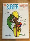 VINTAGE-RARE 1962 SURFER MAGAZINE VOL.3 NO. 3 / MURPHY COVER. / JOHN SEVERSON