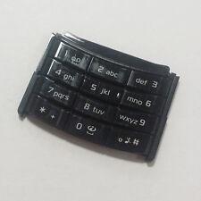 Genuine Original Keypad Keys Buttons For Nokia 6500s Slide - Black