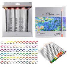 72 Couleur  Set Marco Atoxique Pastels Art Peinture Huile Crayon Pencile Plomb