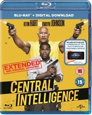 Central Intelligence Blu Ray * NEW & SEALED - FAST UK DISPATCH *