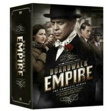 Boardwalk Empire: The Complete Series (DVD, 2015, 20-Disc Set) NEW & SEALED