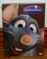 RATATOUILLE-DISNEY-PIXAR-DVD-NUEVO-NEW-SEALED-SLIPCOVER-PRECINTADO-*(SIN ABRIR)*